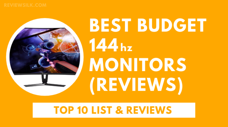 Best Budget 144hz Monitors