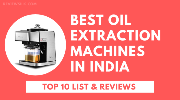Best Oil Extraction Machines